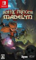 NEW 3goo Battle Princess Madelyn NINTENDO SWITCH From Japan