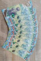 """Russia 100 Rubles 2018 Joint Stock Company /""""Goznak/"""" Polymeric"""