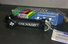 "ITM Colnago 125mm ahead stem, 25.4 diameter, with 1"" or, 1-1/8 steer adapter"