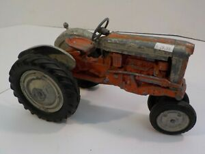 N VINTAGE HUBLEY FORD SELECT SPEED 1/12 SCALE FARM TRACTOR