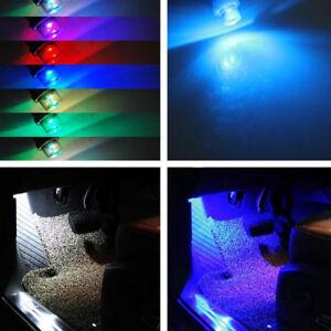 10Pcs T10 LED 194 168 SMD W5W Car Wedge Side Light Bulb Lamp 12V DC Interior New