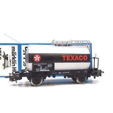 Mineralöl-Kesselwagen TEXACO / DEA Märklin 4750  H0   OVP (FH)