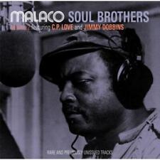 MALACO SOUL BROTHERS VOLUME 2 NEW & SEALED SOUTHERN SOUL CD 70s (SOULSCAPE)