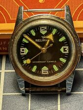Vintage Reliance Skin Diver Watch