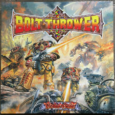 BOLT THROWER ‎- Realm Of Chaos Vinyl LP - NEW Earache FDR Original Tapes Master