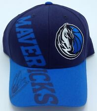 NBA Dallas Mavericks Adult Structured Adjustable Fit Cap Hat Beanie NEW