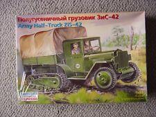 Eastern Express 1/35 Soviet ZiS-42 Halftrack Cargo Truck