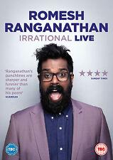 Romesh Ranganathan: Irrational [DVD]