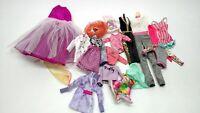Barbie Ken Clothes Lot Accessories Dress Pants Shirt Mattel