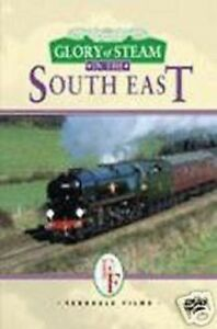 GLORY OF STEAM IN THE SOUTH EAST  NEW & SEALED DVD - FREE POST IN UK
