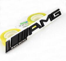 3D Auto Car AMG Metall Schriftzug Aufkleber Emblem kleber Plakette für Schwarz