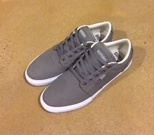 Etnies Barge LS Size 11.5 Grey BMX DC Skate Walking Shoes Sneakers