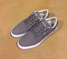 Etnies Barge LS Size 11.5 Grey BMX DC Skate Walking Shoes Sneakers