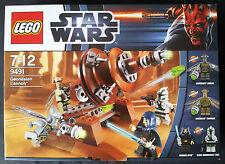 LEGO STAR WARS 9491 - GEONOSIAN CANNON  *SIN MINIFIGURAS / NO MINIFIGURES*