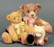 Cherished Teddies ~ Todd & Friend - Share Life's Little Joys. (786683) *Mint*