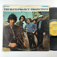 THE BLUES PROJECT PROJECTIONS ORIGINAL 1967 STEREO JAZZ-PSYCH  vinyl LP