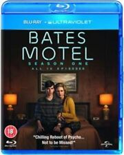 Bates Motel Season 1 (new and sealed)(UK Blu Ray) free  postage