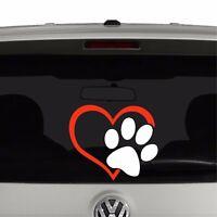 Peace Love Puppies Corgi Dog Lovers Vinyl Decal Sticker