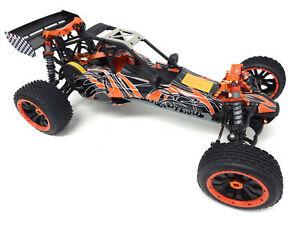1/5 Scale King Motor EVO Roller Brushless Ready Electric Buggy HPI Baja 5B FLUX