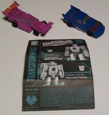 Transformers Micromaster Roller Force Ground Hog Earthrise War for Cybertron