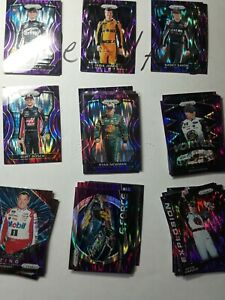 2018 prizm racing complete your purple flash set *pick from list*