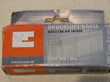 Einhell remplacement Ongles pour pneumatique Tacker DTA 25/2 50mm
