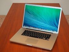 "17"" Apple Macbook Pro 2.66 GHz + 8 GB RAM + Anti-Glare Hi-Res Screen + EXTRAS!!"