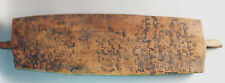 Mnemonic Ethnographic Educational School Writing Board Koranic Wood Tablet