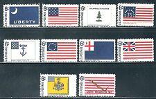 USA - MNH Set -  1968  Flags  Scott 1345-1354.....P 828