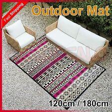 Outdoor Mat Chatai Picnic Blanket Rug Camping Waterproof