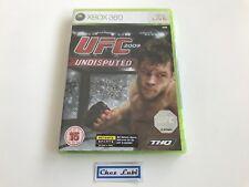 UFC 2009 Undisputed - Microsoft Xbox 360 - PAL UK - Neuf Sous Blister