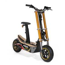 FORCA ESCOOTER E-SCOOTER Elektroscooter CityRoller Elektro Roller 45km/h Lithium