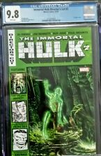 Immortal Hulk #2 - Directors Cut - CGC 9.8 - First Appearance of Doctor Frye