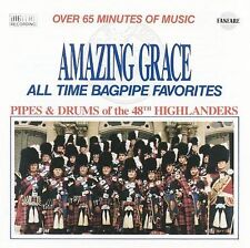 Amazing Grace: Bagpipe Favorites [Pro Arte] by Forty-Eighth Highlanders (CD,...
