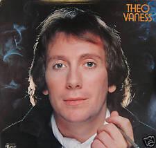 """THEO VANESS"" S/T LP 1979 VERY NICE!!"
