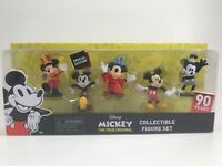 Disney Mickey Mouse The True Original Collectible Figure Set Special Edition NEW