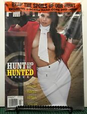 Penthouse Hunt & Be Hunted Issue Free DVD Sealed October 2014 FREE SHIPPING JB