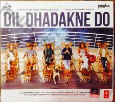 Dil Dhadakne Do - 2015 Official Bollywood OST Audio CD / Brand New