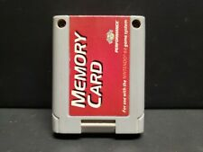 Nintendo 64 Controller Memory Pak Card N64 Performance Brand
