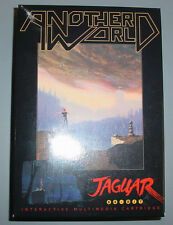 Another World (RGC, 2012) Atari Jaguar NEW! Out of this World LIMITED RUN of 200
