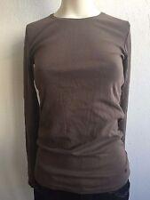 Zero Damen Long-Sleeved Top with Crew Neck 303172, Gr. 36
