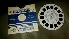 SHAKESPEARE'S STRATFORD-ON-AVON ENGLAND 1948 # 1025 Sawyers VIEW-MASTER REEL
