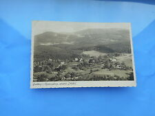 Zweiter Weltkrieg (1939-45) frankierte Ansichtskarten aus Schlesien
