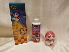 HTF Sega Sonic the Hedgehog Rare KNUCKLES Finger Puppet Bubble Bath Avon Sally
