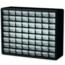 Akro-Mils 10164 64 Drawer Plastic Parts Storage Hardware and Craft Cabinet, 20-I