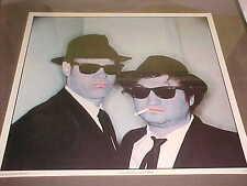 1979 BLUES BROTHERS PRINT POSTER DAN AYKROYD JOHN BELUSHI ANNIE LEIBOVITZ PHOTO