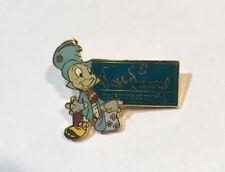 Disney Pin 18932-Jiminy Cricket-Pinocchio-Collect ors Society-2003 Membership Pin