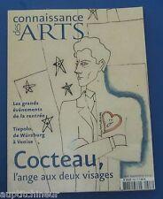 Connaissance des arts 608 2003 Thomas Ruff Jean Cocteau Paul Klee Tiepolo ...