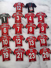 RENNES 18  MAGNET JUST FOOT 2010  EQUIPE COMPLETE