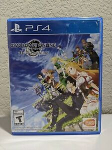 Sword Art Online: Hollow Realization - PlayStation 4 PS4  *Preowned